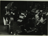 Jazz Concert at Colston Hall, Bristol, 1956 Photographic Print by Denis Williams