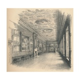The Kings Gallery, Kensington Palace, 1902 Giclee Print by Thomas Robert Way