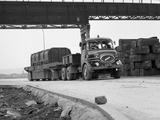Erf 66Gsf Lorry, Park Gate Iron and Steel Co, Rotherham, South Yorkshire, 1964 Photographic Print by Michael Walters