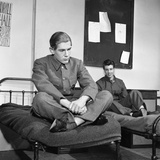 A Scene from the Terence Rattigan Play, Ross, Worksop College, Nottinghamshire, 1963 Photographic Print by Michael Walters