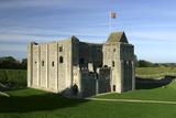 Castle Rising Castle, Kings Lynn, Norfolk, 2005 Photographic Print by Peter Thompson