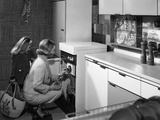 New Range of Central Heating Boilers, 1965 Photographic Print by Michael Walters