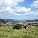 Ossians Grave, Glenaan, County Antrim Photographic Print by CM Dixon