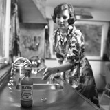 Hamax Disinfectant, Marketing Shot, 1963 Photographic Print by Michael Walters
