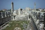 Greco-Roman Temple of Apollo at Didyma, 2nd Century Bc Photographic Print by CM Dixon