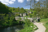 Milldale, Dovedale, Derbyshire Photographic Print by Peter Thompson