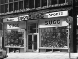 Sugg Sports, King Street Branch, Nottingham, Nottinghamshire, 1960 Photographic Print by Michael Walters