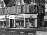 Dyers and Cleaners Shop Front, 480 Fulwood Road, Sheffield, South Yorkshire, January 1967 Photographic Print by Michael Walters