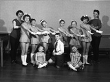Wombwell Operatic Society, South Yorkshire, 1961 Photographic Print by Michael Walters