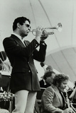 Dick Sudhalter and Bob Wilber Playing at the Capital Radio Jazz Festival, London, 1979 Photographic Print by Denis Williams