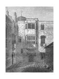 The Savoy, 1815 Giclee Print by John Preston Neale