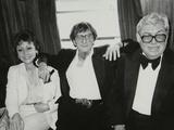 Carol Williams, Barrett Deems and Nat Pierce, London, 1984 Photographic Print by Denis Williams