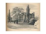Exterior of Kew Palace, 1902 Reproduction procédé giclée par Thomas Robert Way