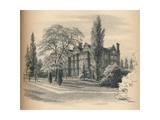 Exterior of Kew Palace, 1902 Giclee Print by Thomas Robert Way