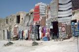 Berber Storehouses Converted into a Bazaar Stampa fotografica di CM Dixon