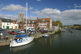 Waterfront at Wareham, Dorset Photographic Print by Peter Thompson