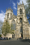 York Minster, North Yorkshire Photographic Print by Peter Thompson
