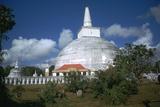 Ruwanvaliseya Stupa in Sri Lanka Photographic Print by CM Dixon