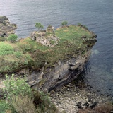 Dun Gruigaig, a Promontory Fort on the Isle of Skye Photographic Print by CM Dixon