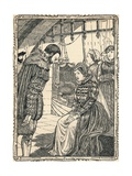 Elizabeth at Traitors Gate, 1902 Giclee Print by Patten Wilson