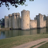 Bodiam Castle, 14th Century Photographic Print by Edward Dalyngrigge