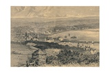General View of Douglas, 1880 Giclee Print by Abel Lewis