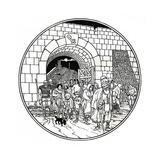 From Geschichte Der Rheinischen Stadtekultur, C1897 Giclee Print by Joseph Kaspar Sattler