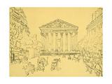 The Royal Street, C1900-1944 Reproduction procédé giclée par Max Jacob