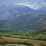 Mount Parnassus in Greece Photographic Print by CM Dixon