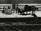 The Dave Brubeck Quartet Rehearsing on Stage at the Royal Festival Hall, London, 10 November 1979 Photographic Print by Denis Williams