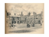 Friary Court, St Jamess Palace, 1902 Giclee Print by Thomas Robert Way