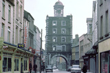 Street Scene in Youghal, County Cork, Ireland Photographic Print by CM Dixon