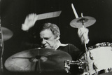 Buddy Rich in Concert at the Forum Theatre, Hatfield, Hertfordshire Photographic Print by Denis Williams