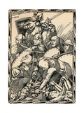 At the Battle of Agincourt, 1902 Giclee Print by Patten Wilson