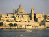 Valletta, Malta Photographic Print by Peter Thompson