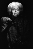 Marion Montgomery, Ronnie Scotts, Soho, London, 1987 Photographic Print by Brian O'Connor