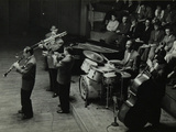 Jack Teagardens Band in Concert at Colston Hall, Bristol, 1957 Photographic Print by Denis Williams