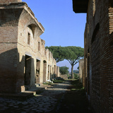 The House of Diana in the Roman Port of Ostia, 2nd Century Photographic Print by CM Dixon