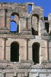 Roman Amphitheatre in El Djem, 3rd Century Photographic Print by CM Dixon