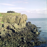 Ruadha a Dunain, a Promontory Fort on the Isle of Skye Photographic Print by CM Dixon