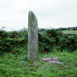 Kilnasaggart Cross Pillar, Armagh, Ireland, C714 Photographic Print by CM Dixon