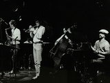 Jazz at the Stables, Wavendon, Buckinghamshire Photographic Print by Denis Williams