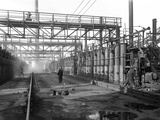 Manvers Coal Processing Plant, Wath Upon Dearne, Near Rotherham, South Yorkshire, 1957 Photographic Print by Michael Walters