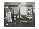 An Isolation Chamber, Brook General Hospital, London, 1935 Photographic Print