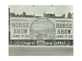 Advertisement for the International Horse Show, 114 Piccadilly, London, 1912 Photographic Print