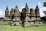 Prambanan, Hindu Temple Compound, Java, Indonesia Photographic Print by Vivienne Sharp