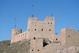 Fort Jalali, Muscat (Masqat), Oman Photographic Print by Vivienne Sharp