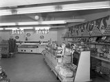 Barnsley Co-Op, Bolton Upon Dearne Branch, South Yorkshire, 1956 Photographic Print by Michael Walters