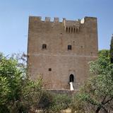 Kolossi Castle on Cyprus, 13th Century Photographic Print by CM Dixon