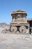 Vitthala Temple, Hampi, Karnataka, India Photographic Print by Vivienne Sharp